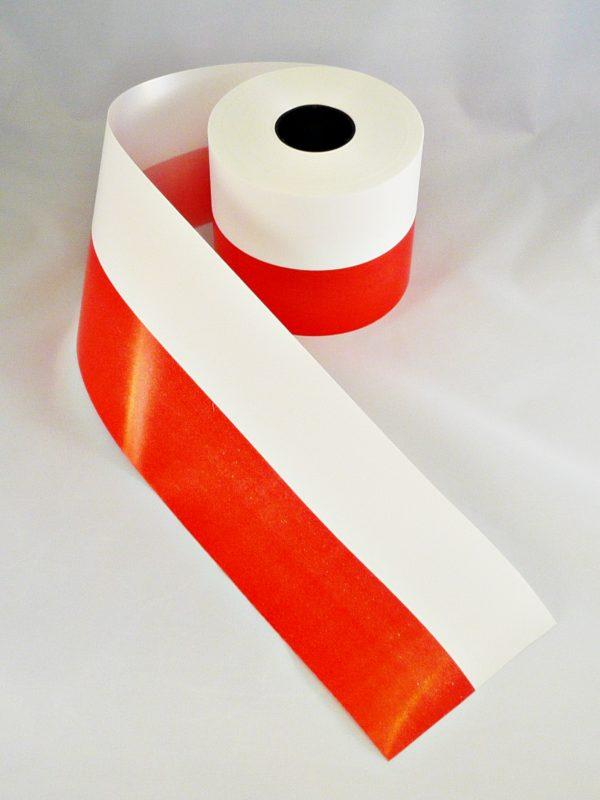FLAGA W TAŚMIE – FLAGA POLSKI 1