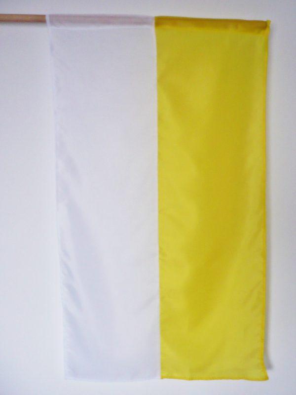 FLAGA PAPIESKA PROFIL