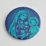 PRZYPINKA MARYJA Z JEZUSEM