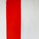 FLAGA POLSKI 70×112 profil