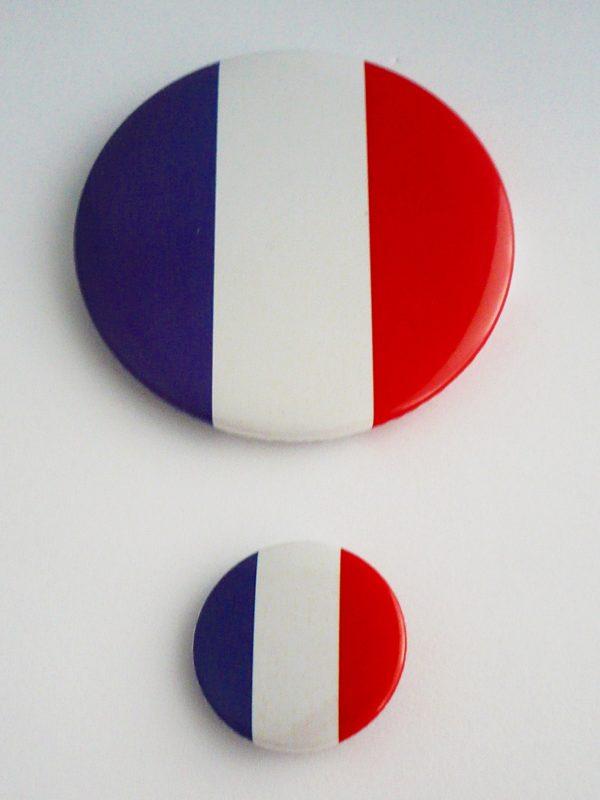 PRZYPINKA FRANCJA MAŁA I DUŻA 1