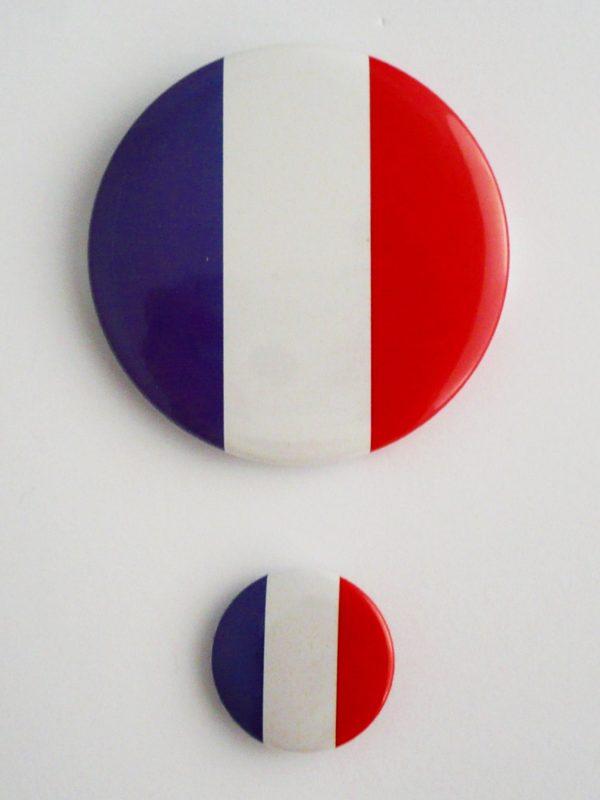 PRZYPINKA FRANCJA MAŁA I DUŻA