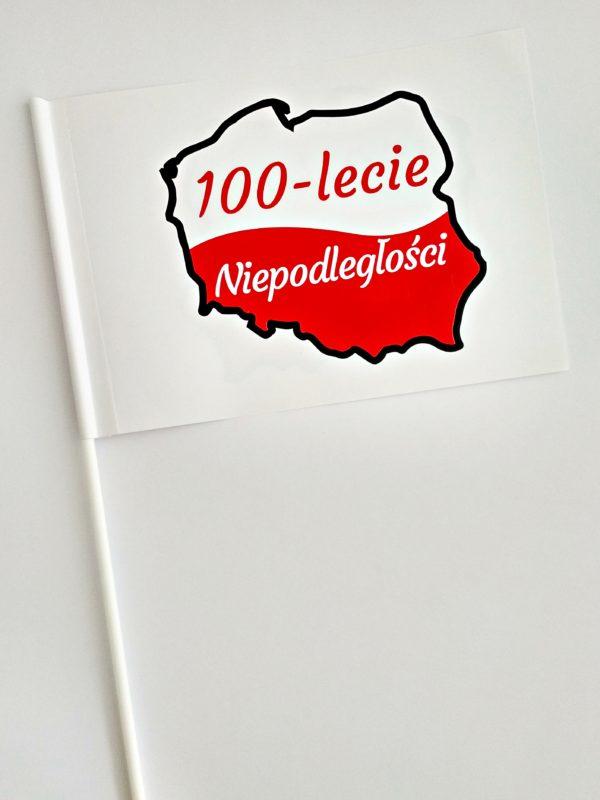 CHORĄGIEWKA 100LECIE KONTUR PL