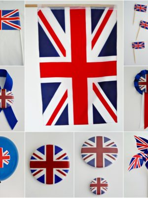 Gadżety brytyjskie
