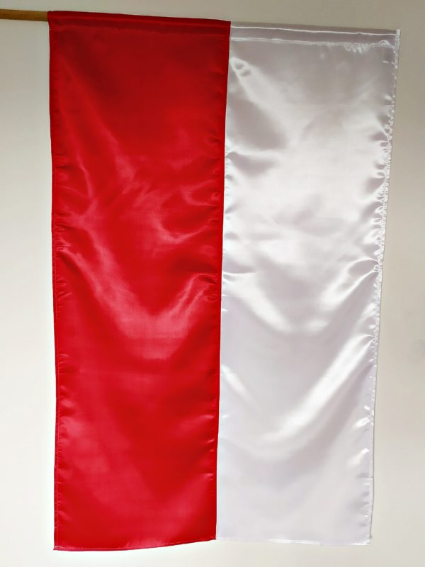 FLAGA PL satyna MF 2