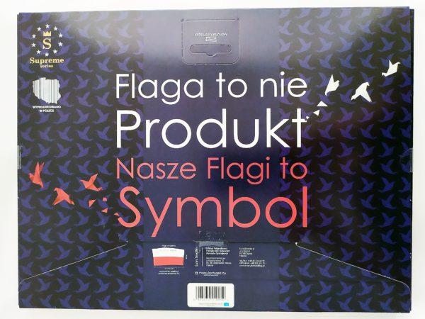 FLAGA PL satyna MF opakowanie 1