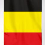 FLAGA BELGII 1