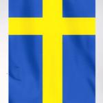 FLAGA SZWECJI 1