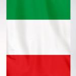 FLAGA WŁOCH 1